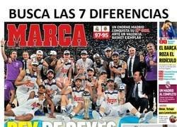 Enlace a Adivina en qué año ganó el Madrid y en cuál el Barça
