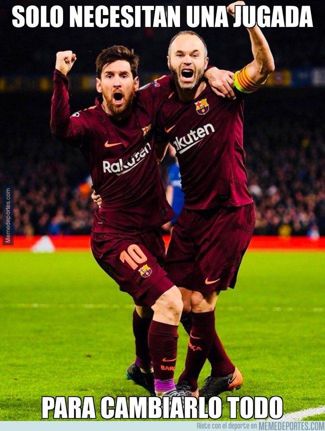 1022514 - Simplemente Messi e Iniesta