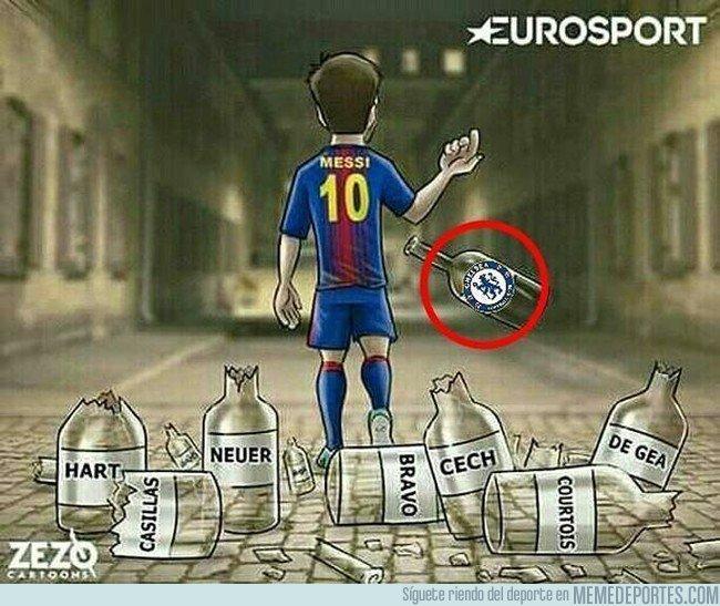 1022577 - Messi acabando sus malas rachas