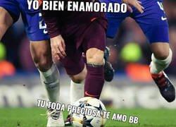 Enlace a Messi somos todos