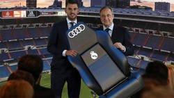 Enlace a Como olvidar la presentación de Ceballos con el Madrid
