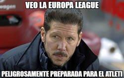 Enlace a El Atleti y la Europa League