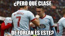 Enlace a El mejor delantero uruguayo del momento