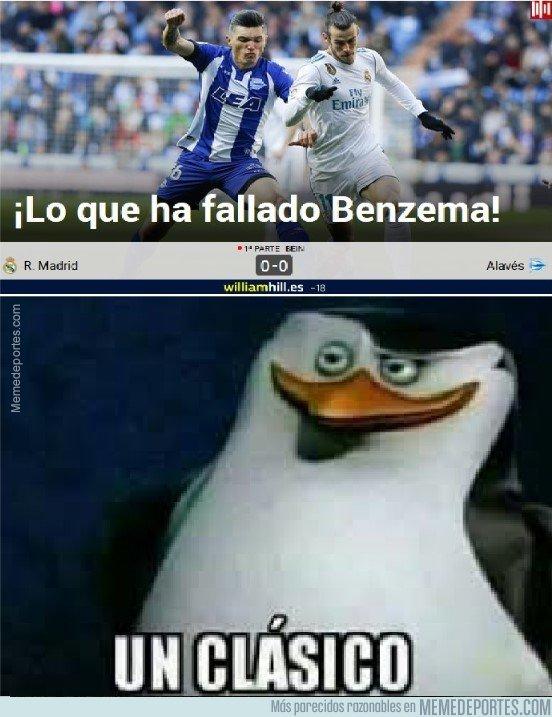 1023022 - Benzema a lo suyo