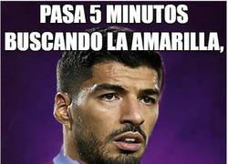 Enlace a Bad Luck Suárez