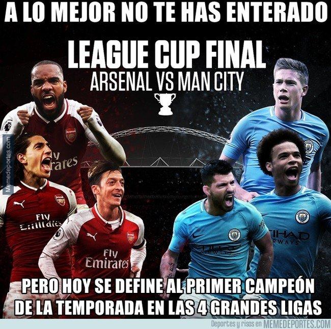 1023235 - La final de la Capital One Cup