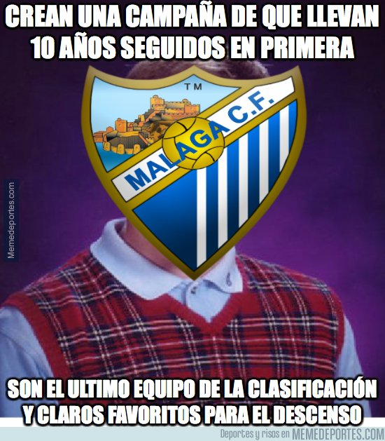 1023248 - Bad Luck Málaga CF