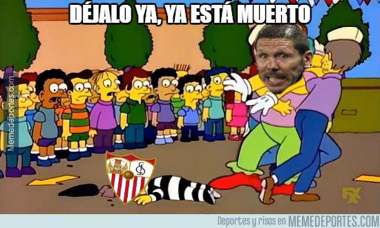 1023291 - El Atlético no renuncia a La Liga