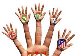 Enlace a Las cinco manitas que se ha llevado el Sevilla está temporada