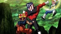 Enlace a El Sevilla intentando molestar en la lucha por La Liga, vía @gregmaros7
