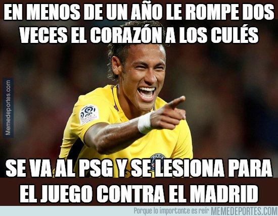 1023498 - Neymar haciendo llorar a los culés, un clásico