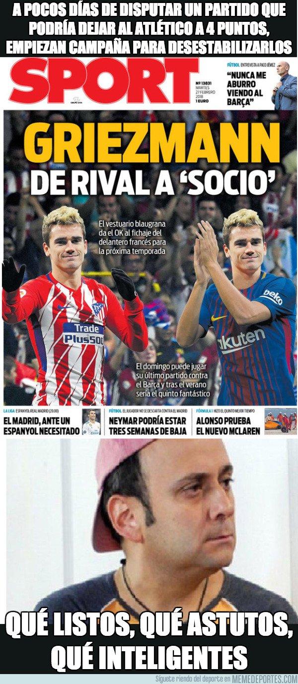 1023514 - Muy astutos los del diario Sport