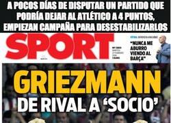 Enlace a Muy astutos los del diario Sport