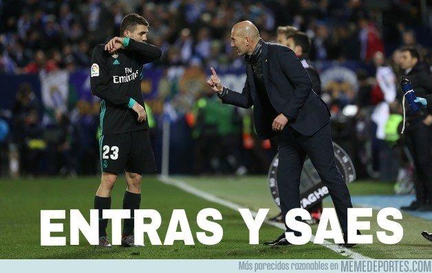 1023544 - Táctica de Zidane para Ceballos