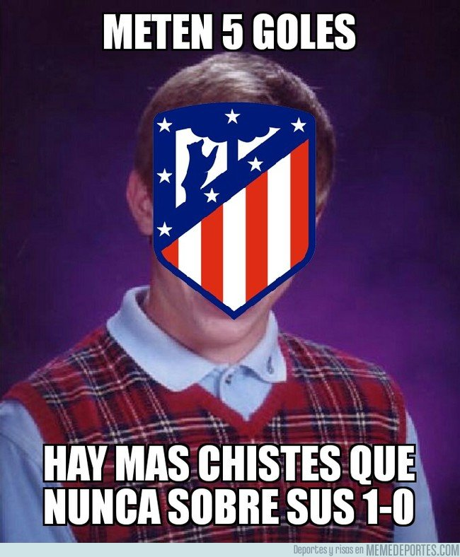 1023553 - Bad Luck Atleti