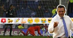Enlace a El gafe del Marca ayer en el Espanyol-Real Madrid