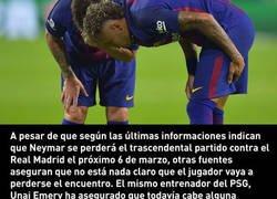 Enlace a Neymar cuenta la verdad a Messi (y revoluciona el PSG-Real Madrid)