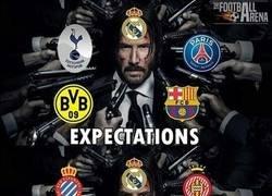 Enlace a El Madrid esta temporada