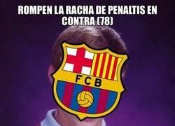 Enlace a Bad luck Barça