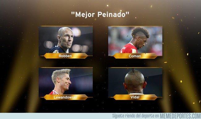 1023873 - Y los nominados al mejor peinado del Bayern son...