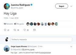 Enlace a Algunos no aprenderán en la vida, como Juanma Rodríguez, que no para de recibir zasca