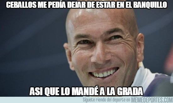 1024058 - Zidane es un cachondo
