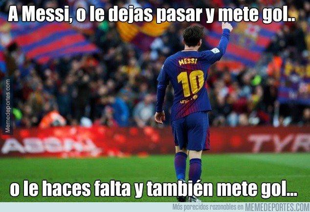 1024167 - Cualquier decisión que tomes... Messi sale con la suya