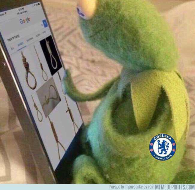 1024335 - Los hinchas del Chelsea ahora mismo