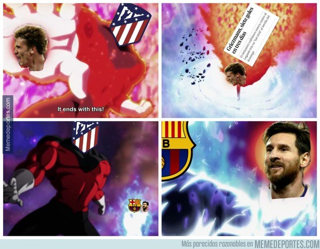 1024370 - La Liga Ball Super. Capítulo 27