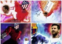 Enlace a La Liga Ball Super. Capítulo 27