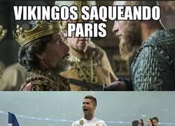Enlace a Saqueo a Paris