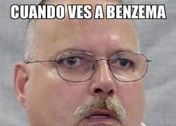 Enlace a Benzema en liga y Champions