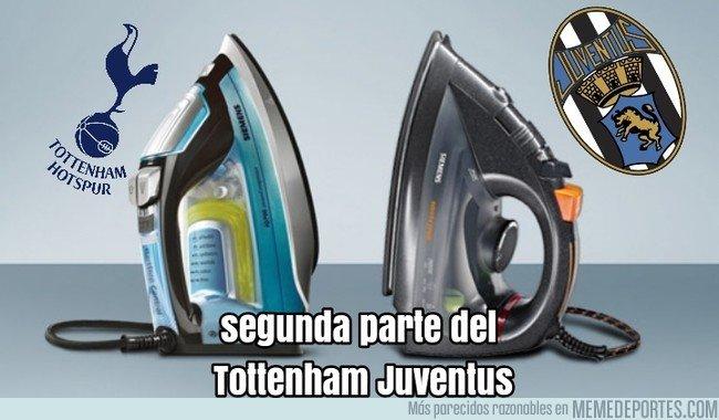 1024685 - Duelo de planchas entre los Spurs y la Juve