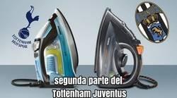 Enlace a Duelo de planchas entre los Spurs y la Juve