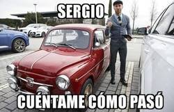 Enlace a Sergio cuéntanos por favor
