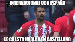 Enlace a Diego Costa, español de pura cepa