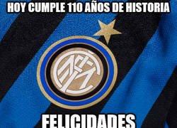 Enlace a Feliz cumpleaños Inter