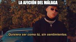 Enlace a La afición del Málaga en estos momentos