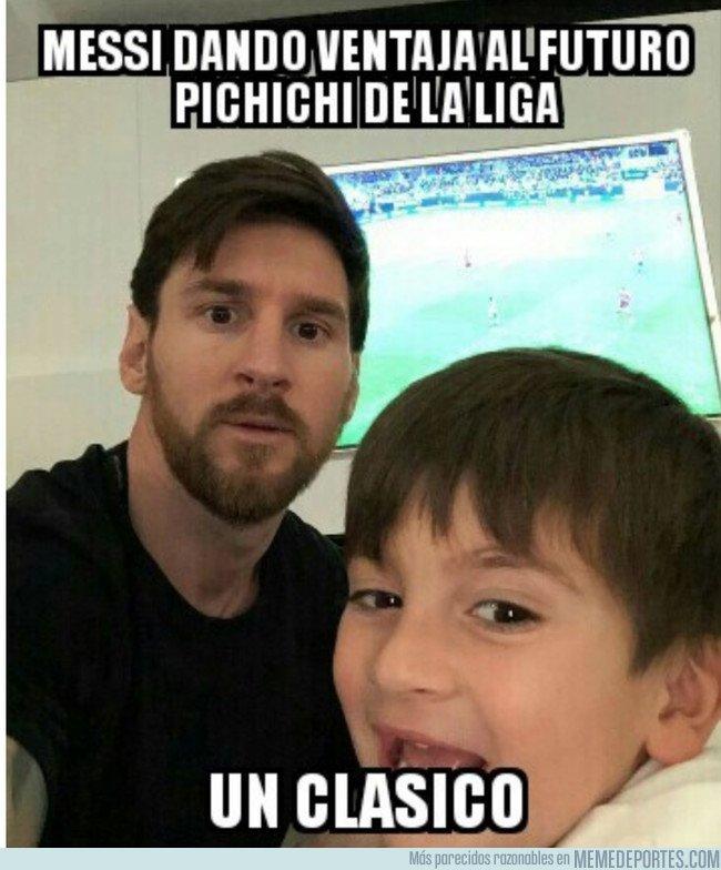 1025068 - Messi es muy generoso