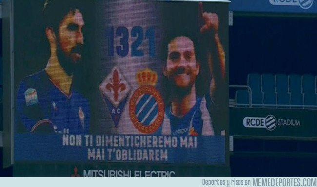 1025122 - Gran gesto del Espanyol