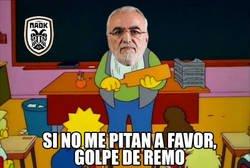 Enlace a El presidente del PAOK