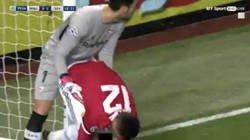 Enlace a Manchester United - Sevilla, descripción grafica