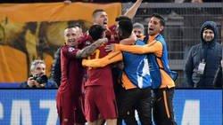 Enlace a La alegría de la Roma, que se clasifica a cuartos por primera vez en 10 años