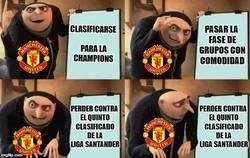 Enlace a El plan del United