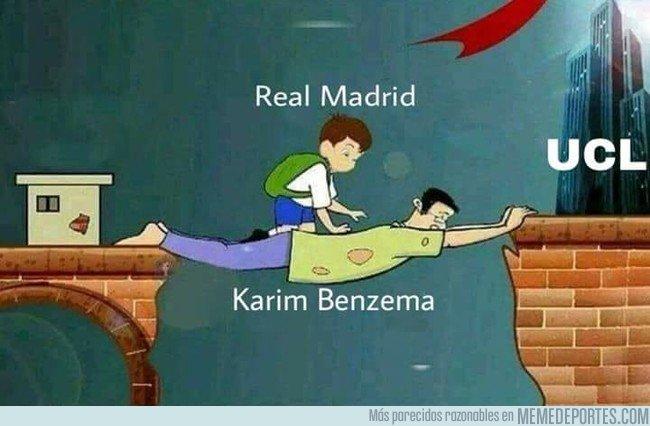1025525 - La triste realidad del Real Madrid en Champions, y en la temporada en general