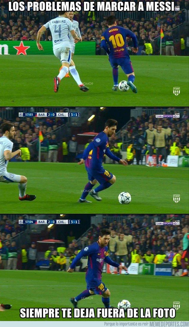 1025679 - El difícil reto de marcar a Messi