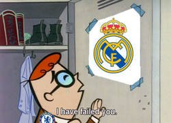 Enlace a Era la última esperanza del Madrid ha fallado