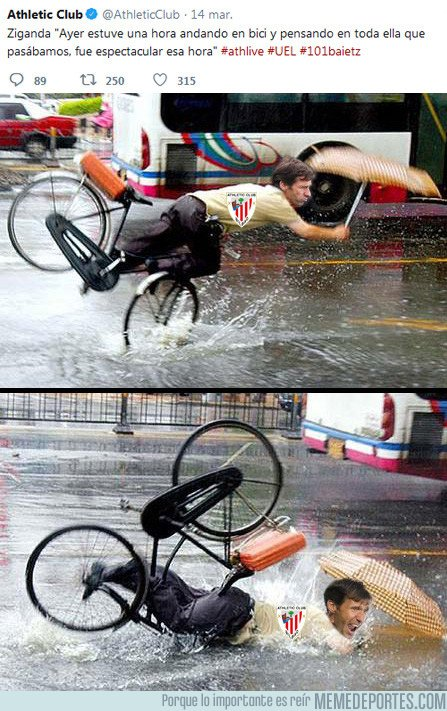 1025767 - Ziganda se cae de la bici