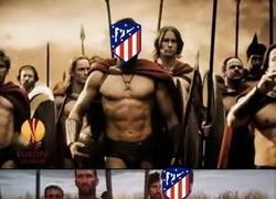 Enlace a El Atlético en Europa