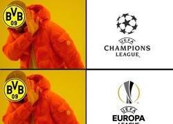 Enlace a ¿A qué juega el BVB?